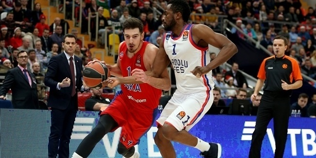 CSKA bounced back with milestones