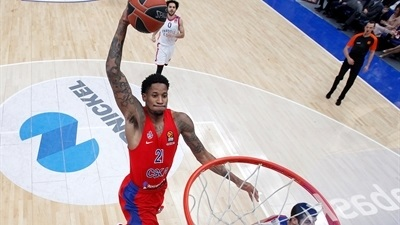 Interview, Will Clyburn, CSKA: 'Playing in a league this good is a blessing'