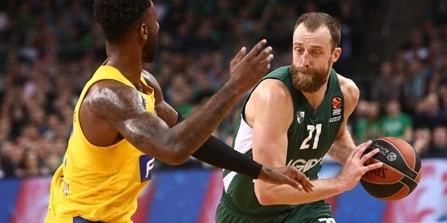 Zalgiris renews sharpshooter Milaknis