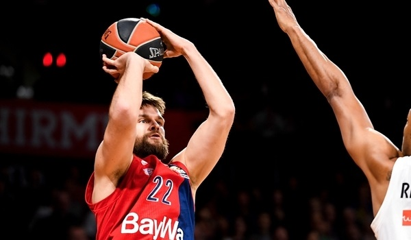 Domestic playoffs: Bayern sweeps its way to German semifinals