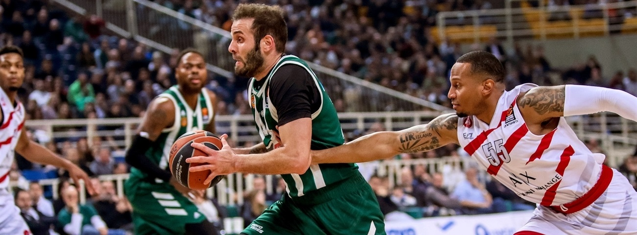 Panathinaikos loses Pappas to knee injury
