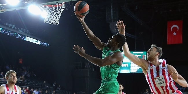 Blatt out, Douglas in as Darussafaka hero