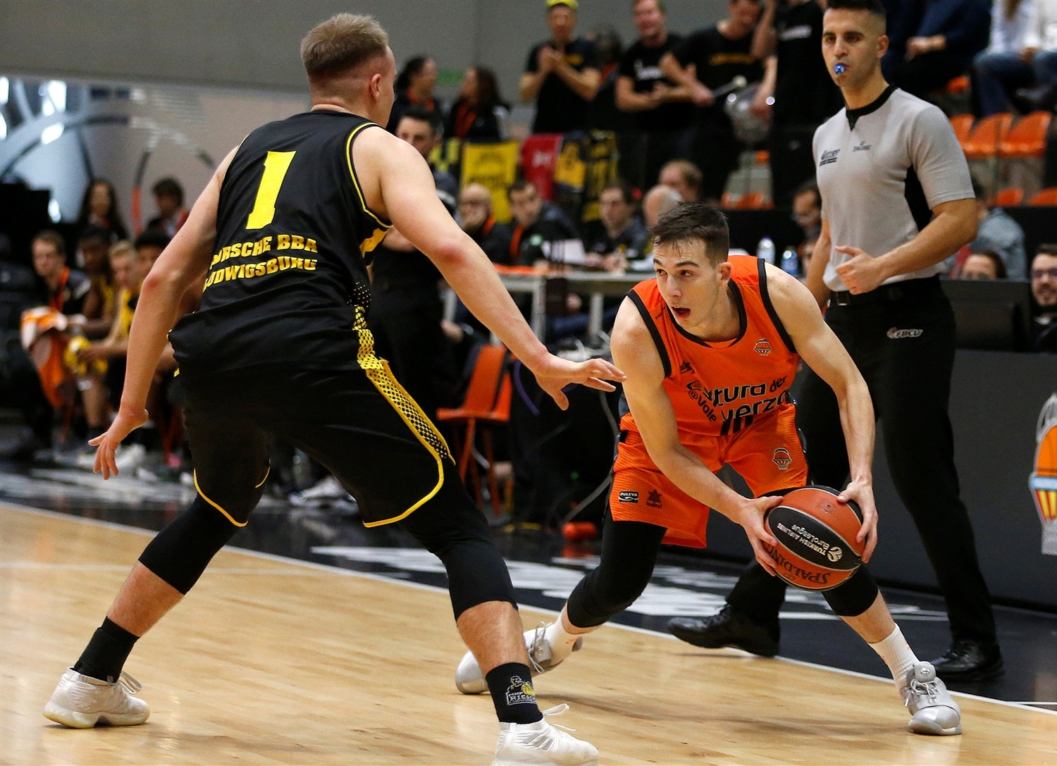 Marc Garcia - U18 Valencia Basket (photo Miguel Angel Polo - Valencia) - JT18
