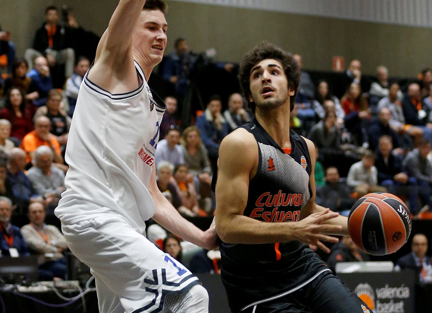 Daniel Perez - U18 Valencia Basket (photo Miguel Angel Polo - Valencia) - JT18