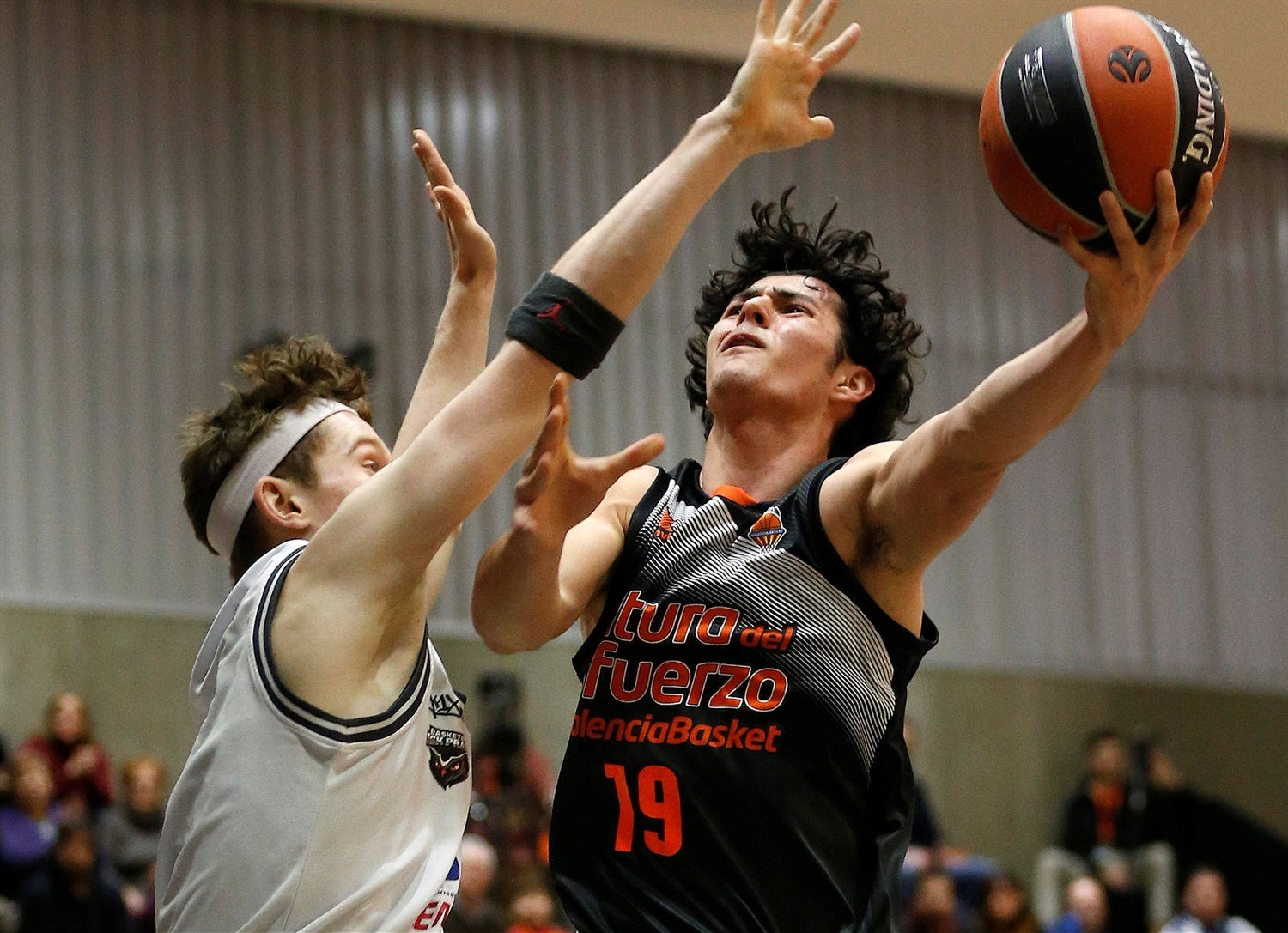 Alejandro Ruiz - U18 Valencia Basket (photo Miguel Angel Polo - Valencia) - JT18