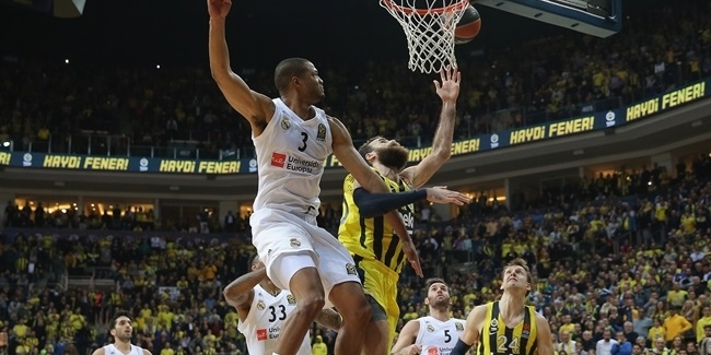 Datome channels MJ to seal Fenerbahce victory