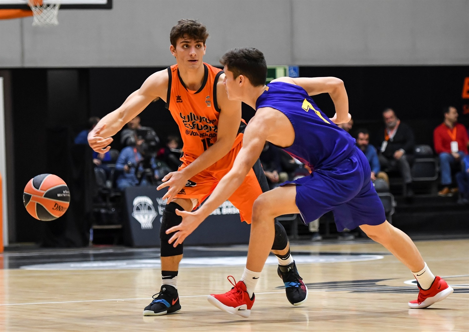 Alejandro Ortega - U18 Valencia Basket (photo Miguel Angel Polo - Valencia) - JT18