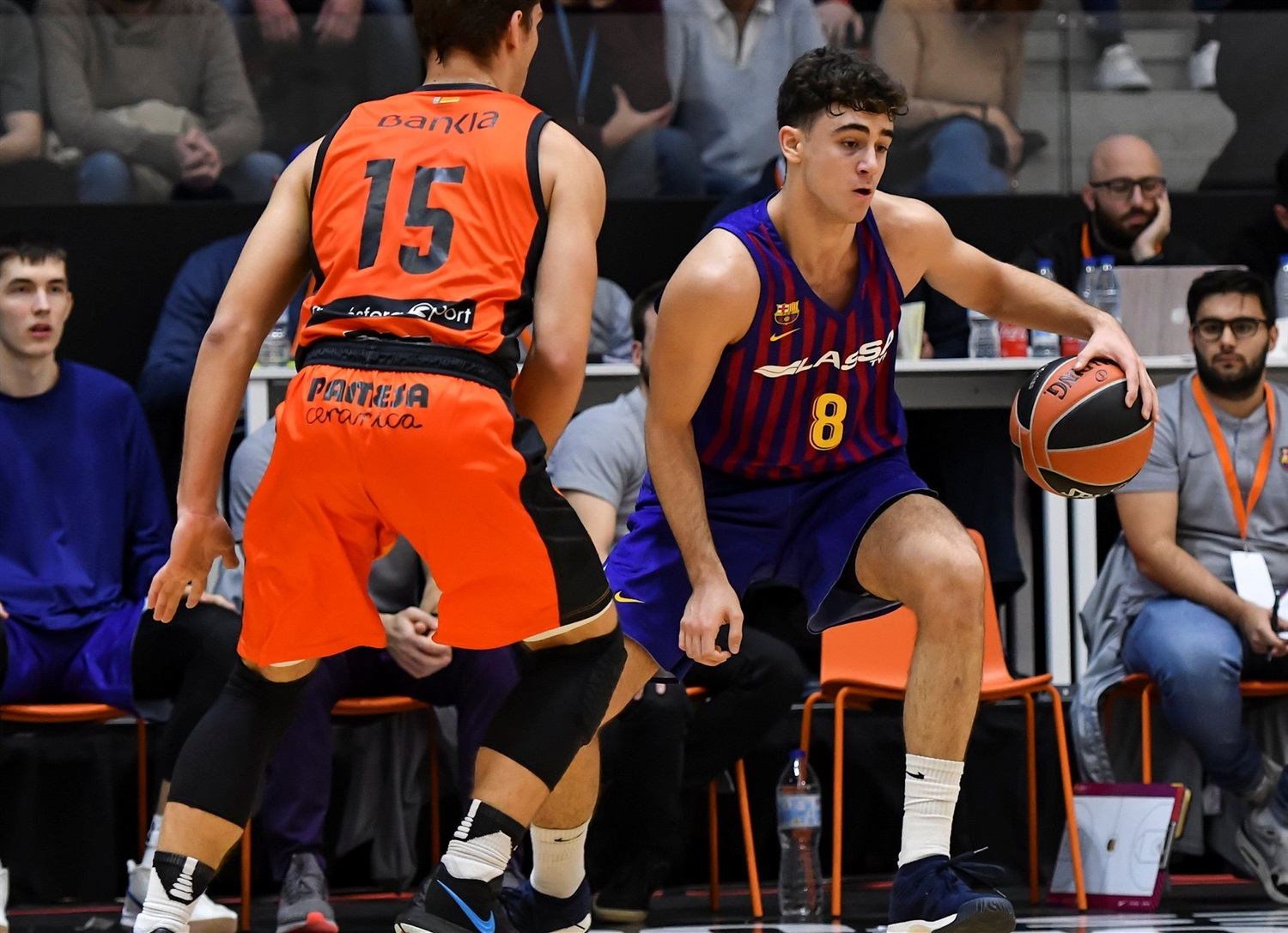 Pau Carreno - U18 FC Barcelona Lassa (photo Miguel Angel Polo - Valencia) - JT18
