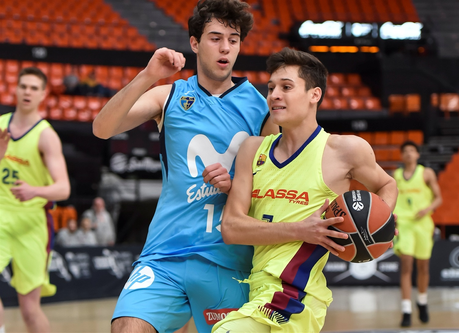 Pol Mulio - U18 FC Barcelona Lassa (photo Miguel Angel Polo - Valencia) - JT18