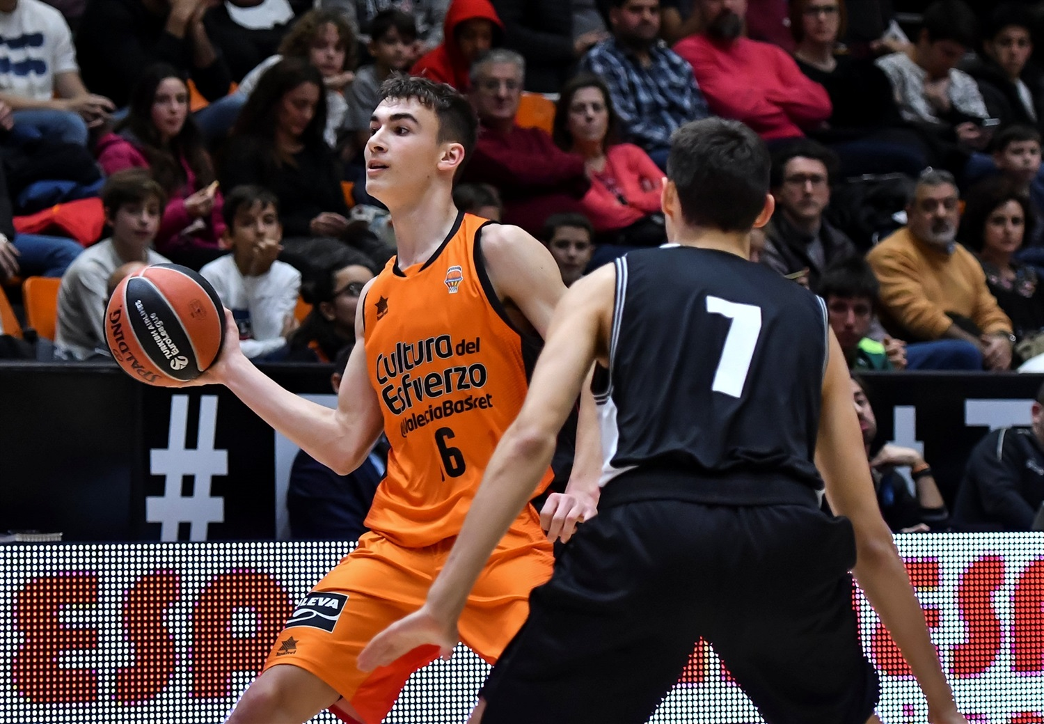 Millan Jimenez - U18 Valencia Basket (photo Miguel Angel Polo - Valencia) - JT18