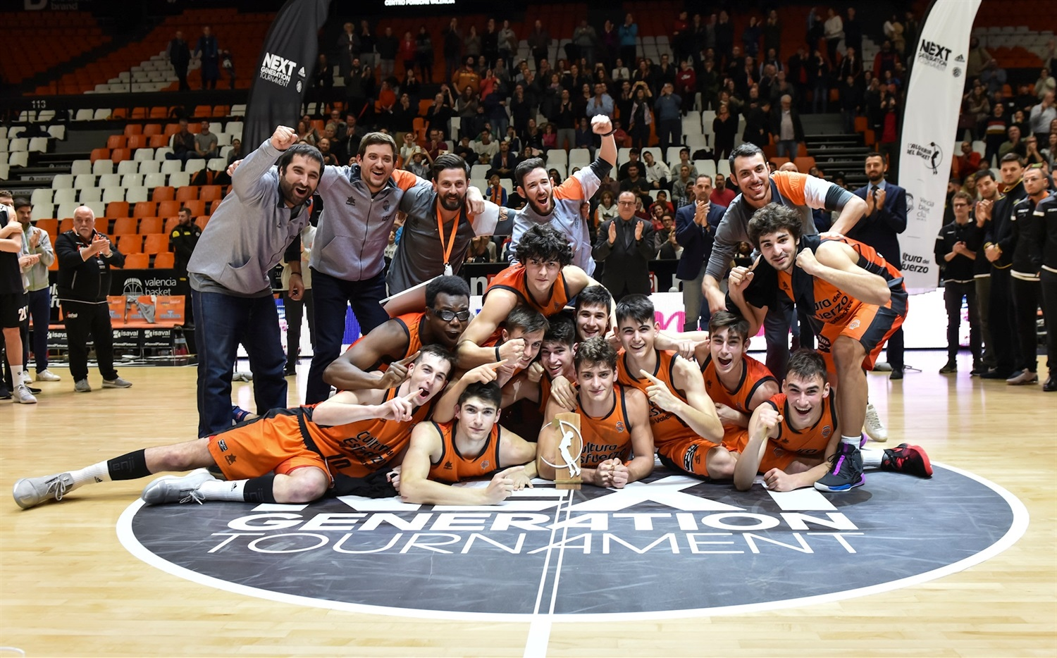 U18 Valencia Basket Champ ANGT Valencia (photo Miguel Angel Polo - Valencia) - JT18