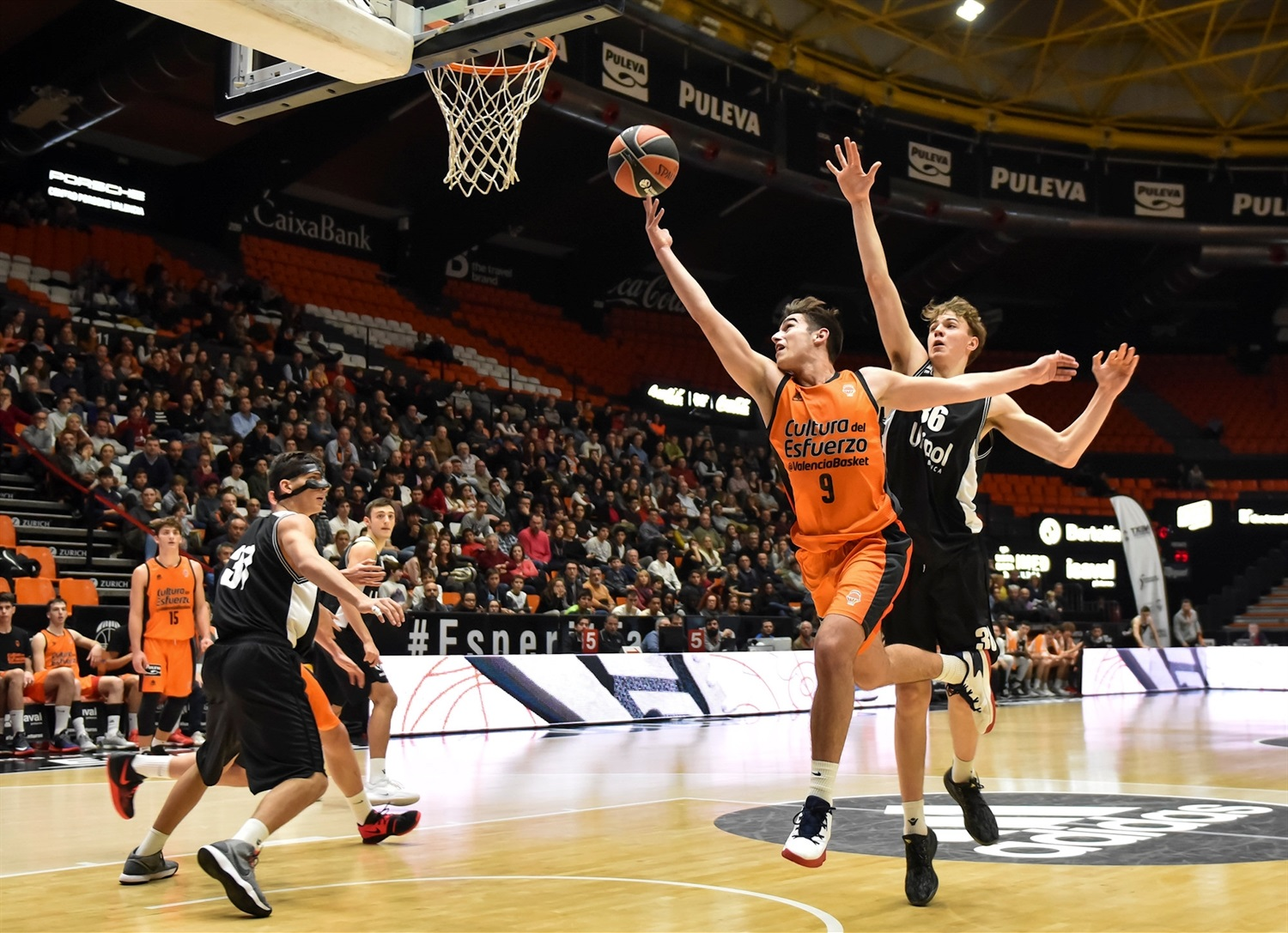 Guillem Ferrando - U18 Valencia Basket (photo Miguel Angel Polo - Valencia) - JT18