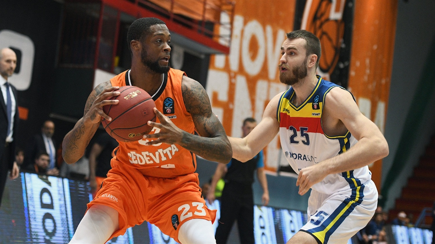 Elgin Cook - Cedevita Zagreb -  (photo Cedevita) - EC18