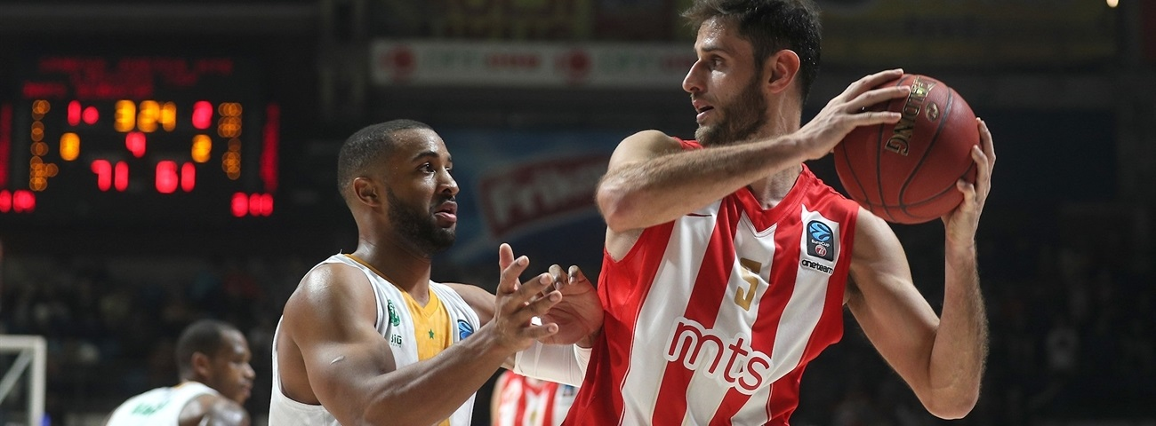 Zvezda re-signs three-time champ Perperoglou