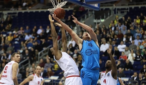 Top 16 Round 1: ALBA opens Top 16 with victory over Monaco