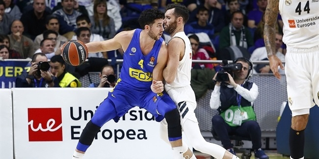RS Round 16: Real Madrid vs. Maccabi FOX Tel Aviv