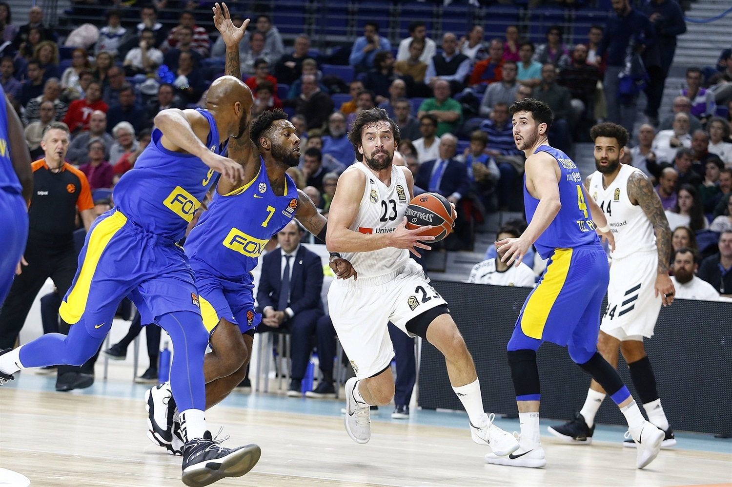 Sergio Llull - Real Madrid - EB18
