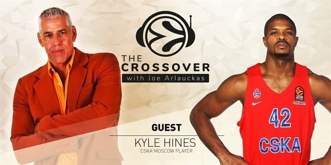 The Crossover podcast with Kyle Hines