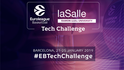 Euroleague Basketball, La Salle-URL announce Tech Challenge finalists