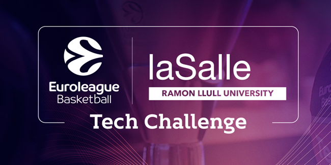 Euroleague Basketball and La Salle-URL announce Tech Challenge finalists