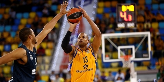 RS Round 17: Herbalife Gran Canaria vs. Real Madrid