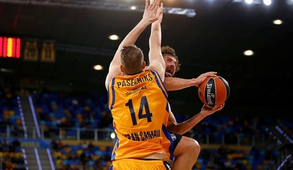 RS Round 17 report: Madrid rallies past Gran Canaria on the road