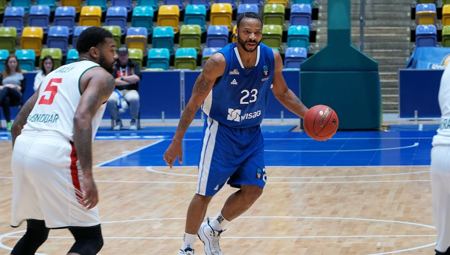 Quantez Robertson - Fraport Skyliners Frankfurt (photo Skyliners) - EC18