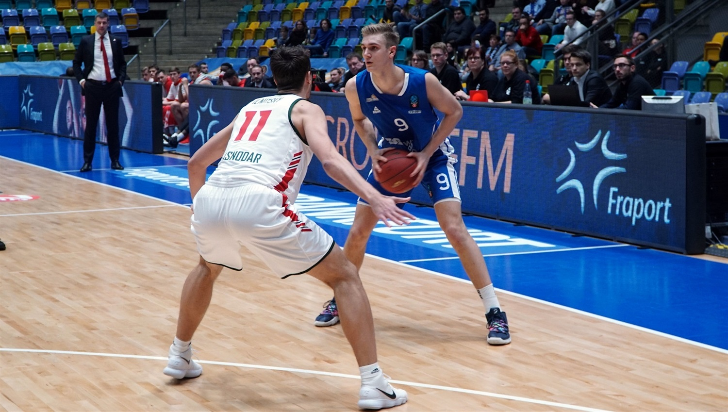 Richard Freudenberg - Fraport Skyliners Frankfurt (photo Skyliners) - EC18