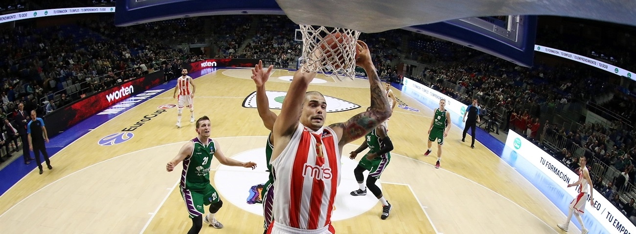 Olimpija adds experienced center Zirbes
