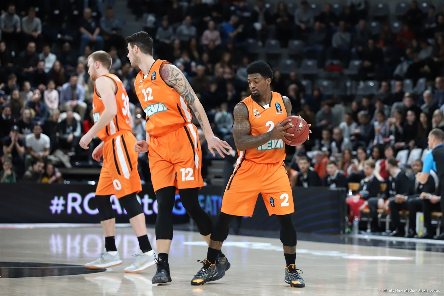 Patrick Miller - ratiopharm Ulm (photo Infinity Nine Media - Alexia Leduc) - EC18