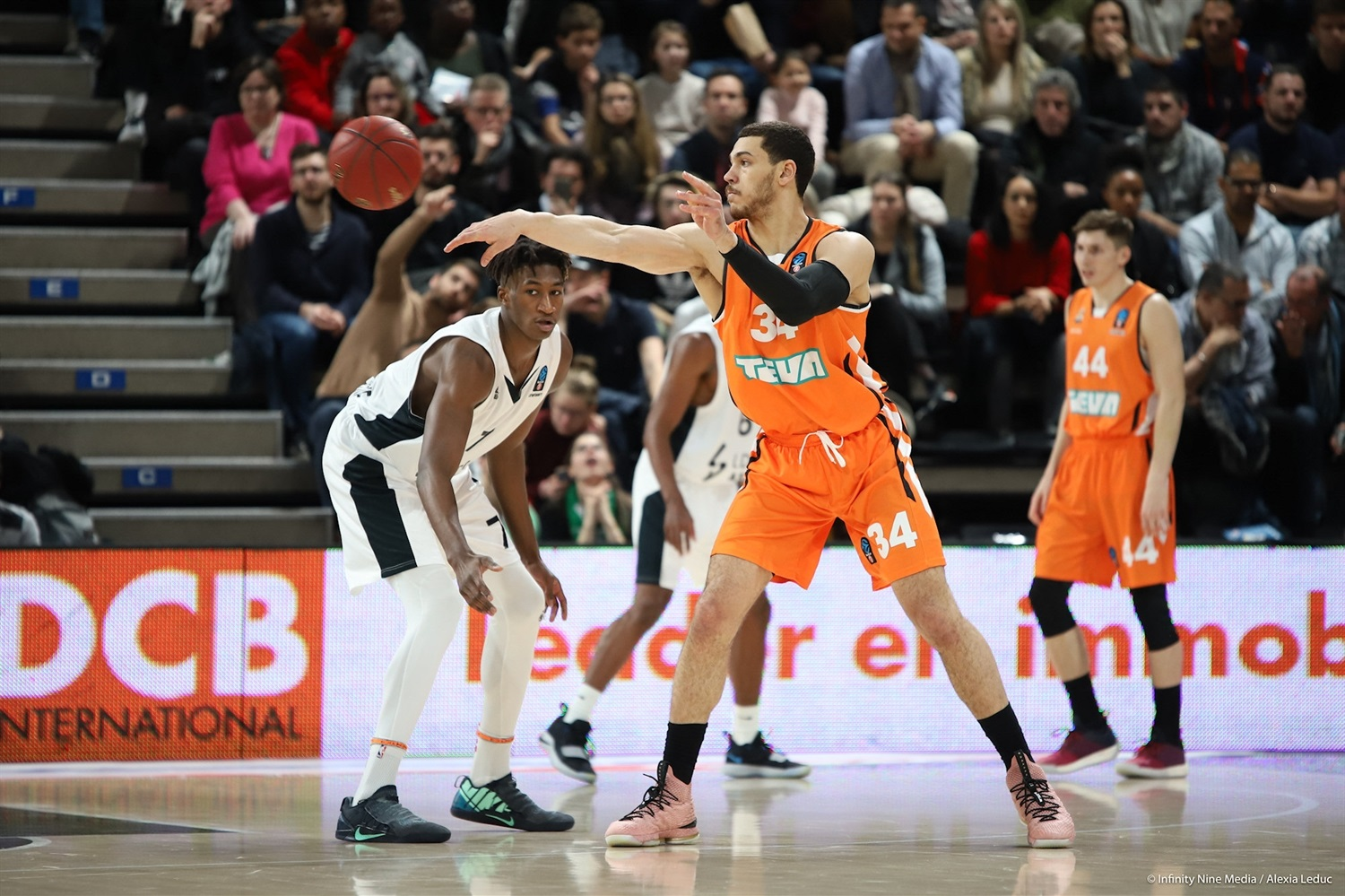 Gavin Schilling - ratiopharm Ulm (photo Infinity Nine Media - Alexia Leduc) - EC18