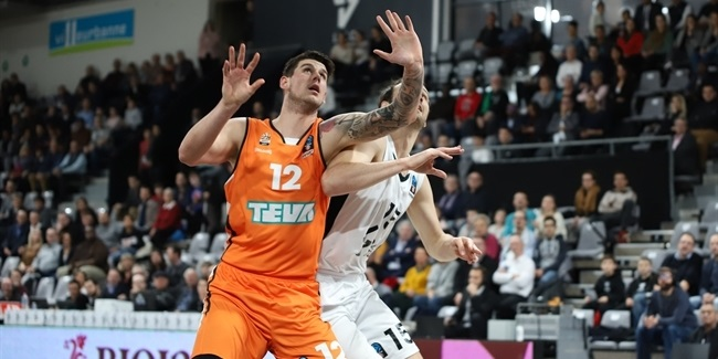 7DAYS EuroCup, Top 16 Round 2: LDLC ASVEL Villeurbanne vs. ratiopharm Ulm