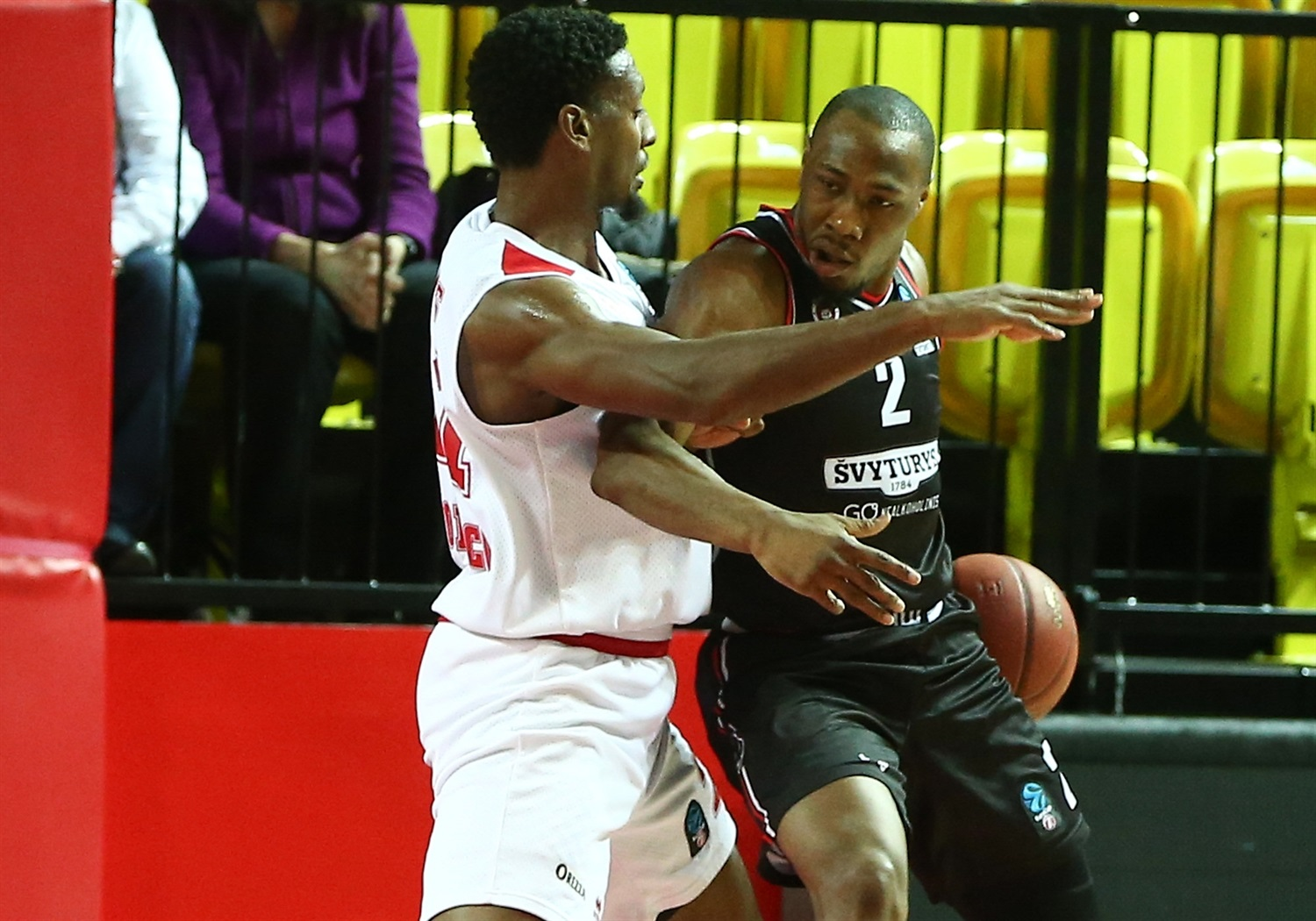 Dominique Sutton - Rytas Vilnius (photo Monaco) - EC18