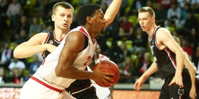 7DAYS EuroCup, Top 16 Round 2: AS Monaco vs. Rytas Vilnius