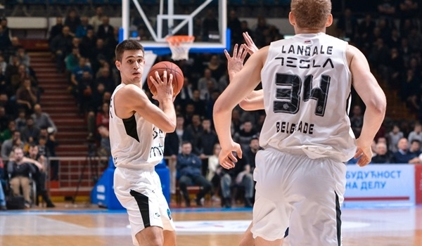 Top 16 Round 2: Partizan protects home court against ALBA