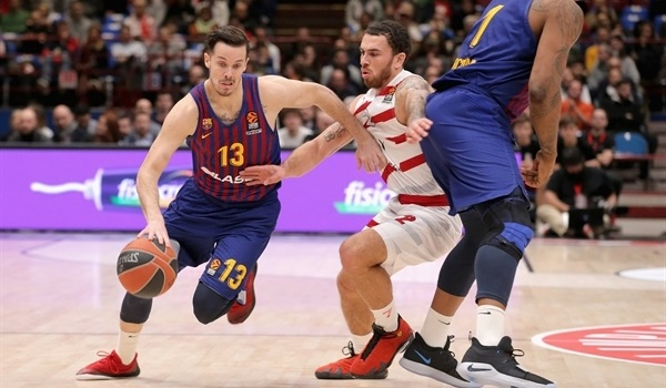 RS Round 17 report: Hanga, Heurtel pace Barca to victory in Milan
