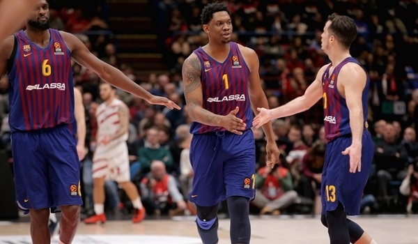 FC Barcelona Lassa - Welcome to EUROLEAGUE BASKETBALL c3eda6423