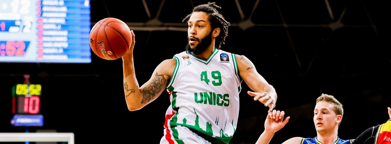 Baskonia signs All-EuroCup guard Henry