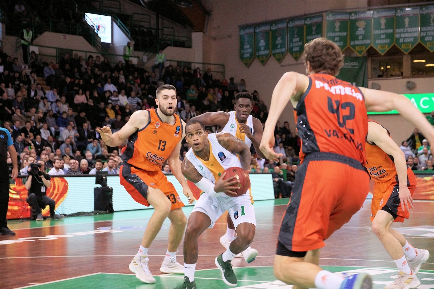 Dwight Hardy - Limoges CSP (photo Limoges) - EC18