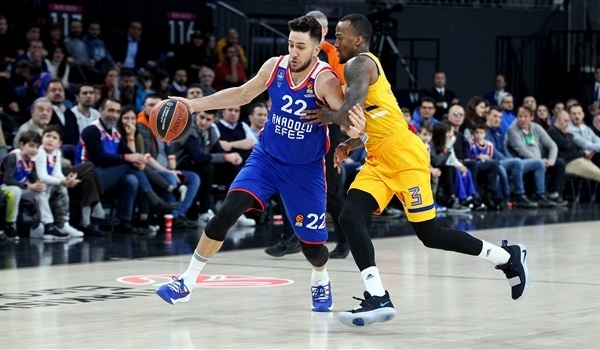 RS Round 18 report: Micic leads Efes past Khimki