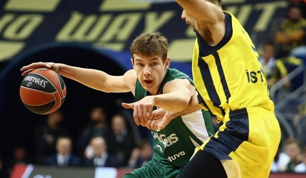 Zalgiris looks to future with Jokubaitis