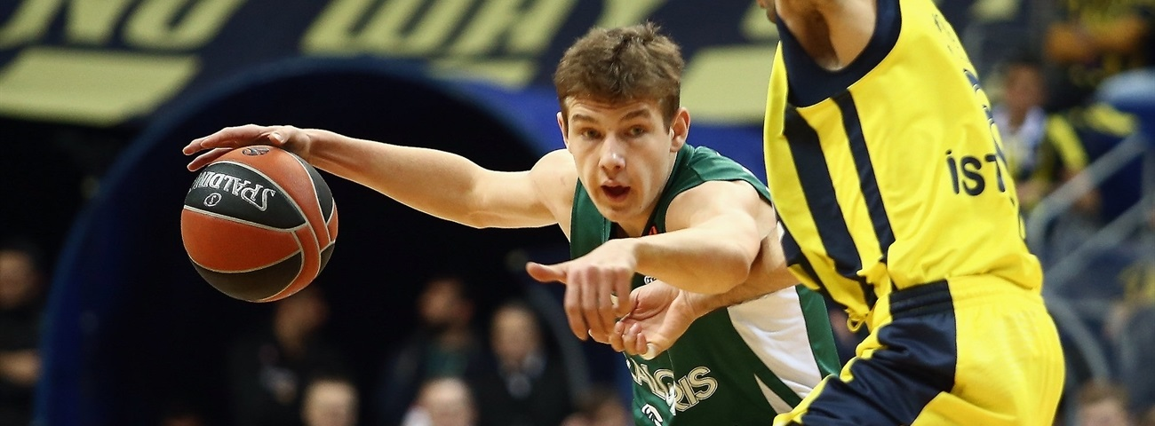 Zalgiris invests in future with Jokubaitis extension
