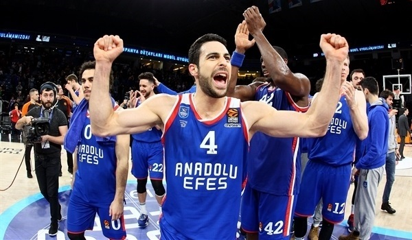 Blog, Dogus Balbay, Efes: 'Our fans need to see us in the Final Four'