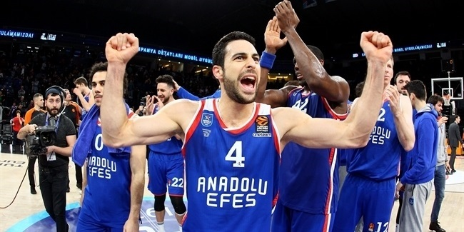 Dogus Balbay: 'Our fans need to see us in the Final Four'