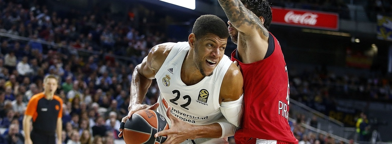 The EuroLeague's top mid-season transfers