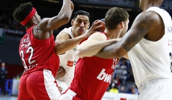 RS Round 18 report: Madrid's offense overpowers Olympiacos