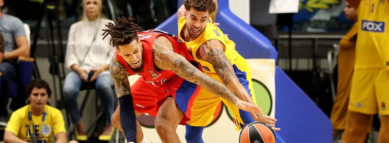 Game of the Week: CSKA vs. Maccabi. Expect the unexpected