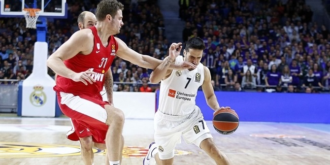 Campazzo assumes leadership role for Madrid