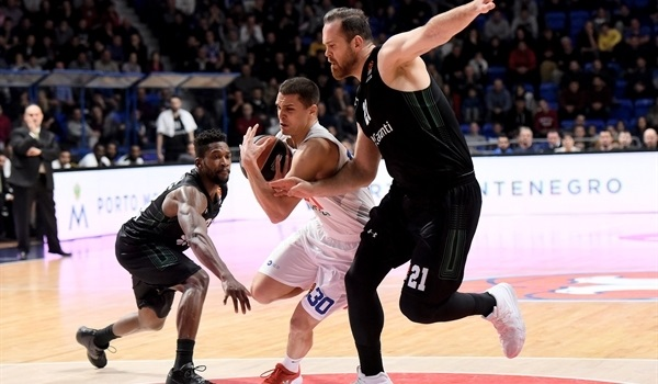 Buducnost, Darussafaka show their EuroLeague pride