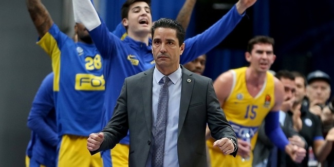 Game of the Week: Sfairopoulos readies Maccabi for bigger things